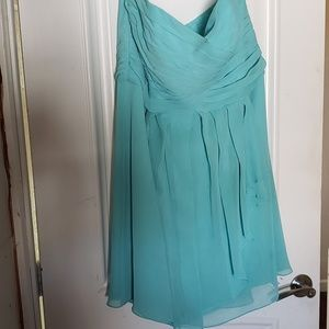 Davids Bridal SPA Bridesmaid Dress size 18